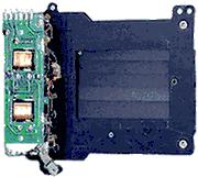 Obturateur électronique d'un appareil photo argentique